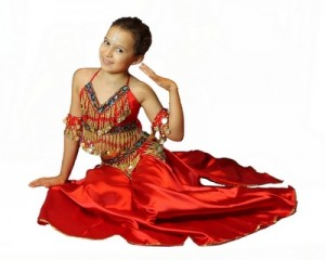 Danse orientale Juniors