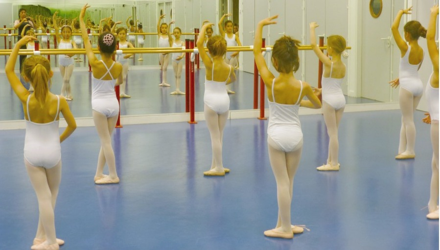 Danse classique ASGN Association Sportive et Gymnique